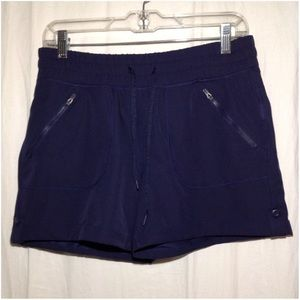 Women's Size S Tangerine Shorts